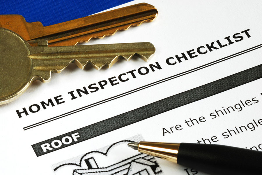 Home Inspection Checklist Pre-listing